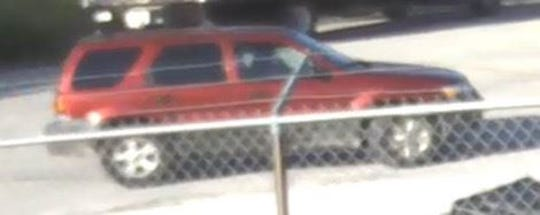 Police are asking for the public's help locating this vehicle in connection with a fatal crash.