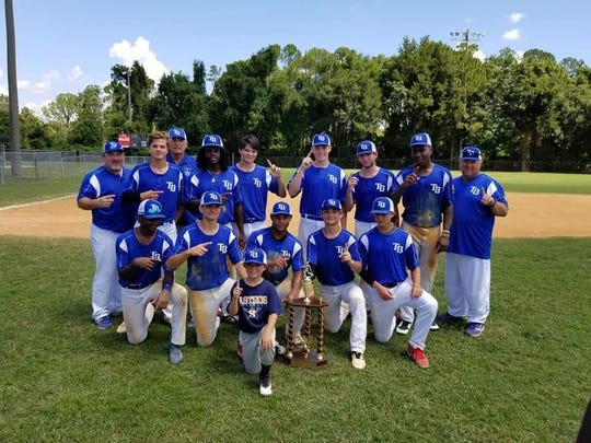 Tallahassee Post 13's 17U team won its second straight American Legion state title.