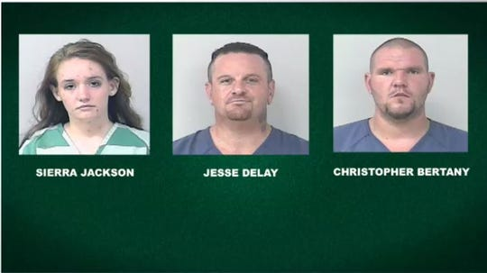 Three arrested in St. Lucie County after finding counterfeit money