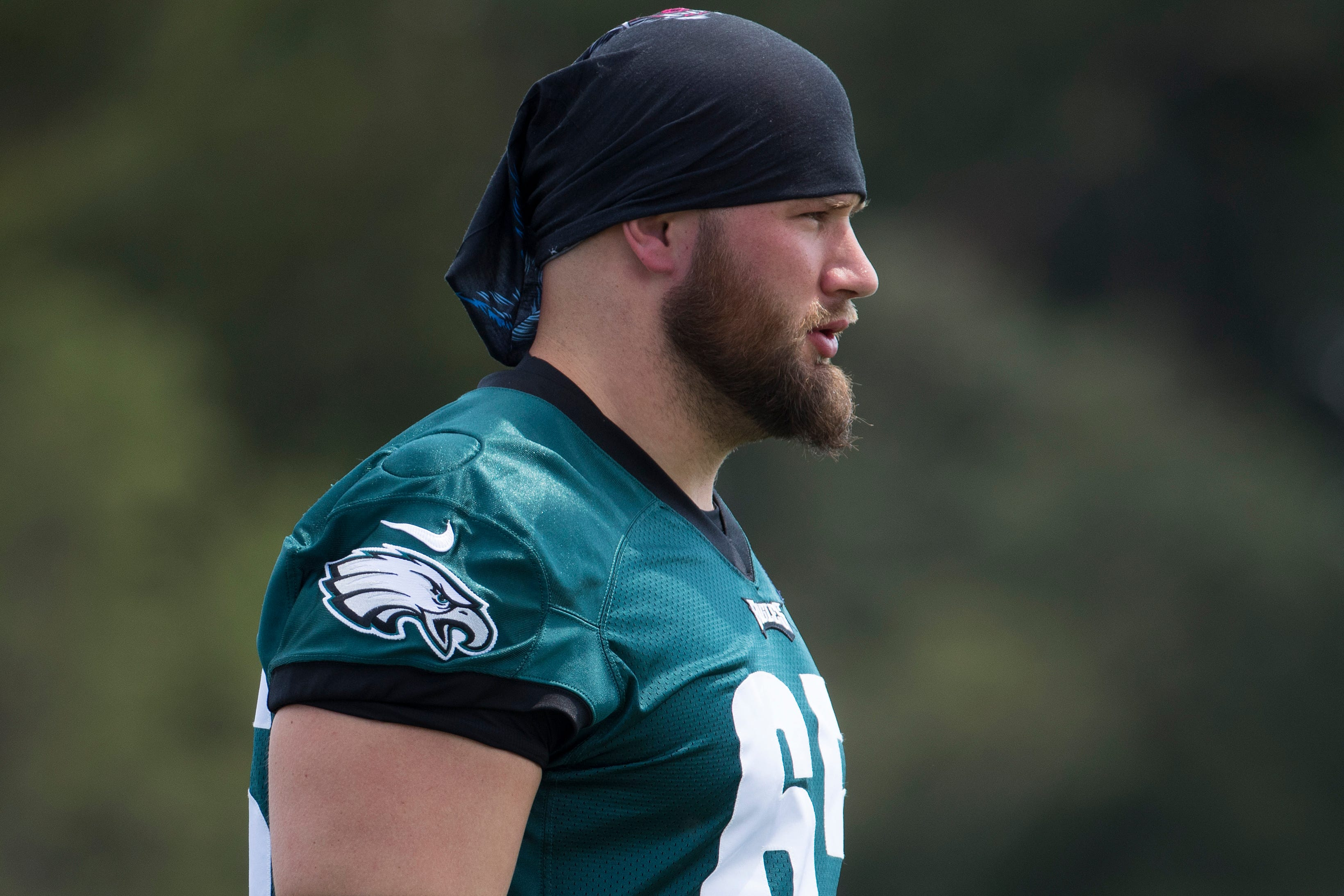 Lane Johnson returns to Eagles, explains why he went on personal leave