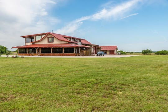 Flying M Ranch has a six-bedroom, three-bath main lodge with a full commercial kitchen. The ranch is for sale for the first time in more than a century.