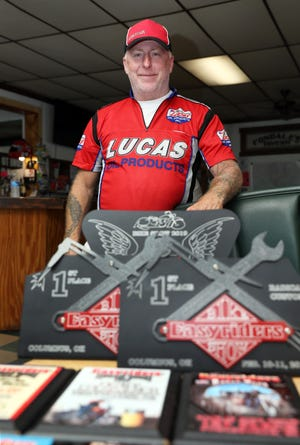 When custom motorcycle builder Lonnie Warne swept the Easyriders Rodeo Tour bike shows in 2015, he was the first ever to do so. Since then, he's won every Rodeo Tour event but two and his success hasn't gone unnoticed as he recentlyformed a partnership withLucas Oil.