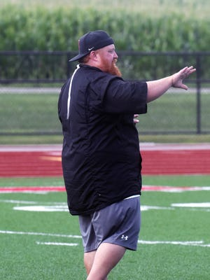 Coach Michael Lafferty has been placed on administrative leave from Crooksville School District pending an investigation into inappropriate behavior with a student.