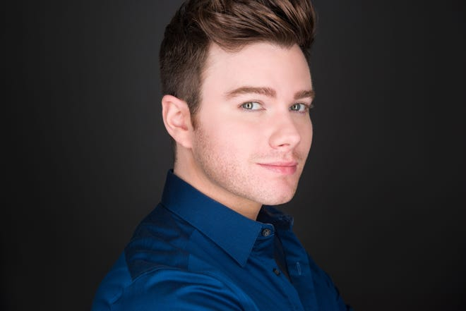 Headshot of author Chris Colfer.