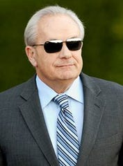Jerry Hollendorfer has become the public face of horse racing deaths.
