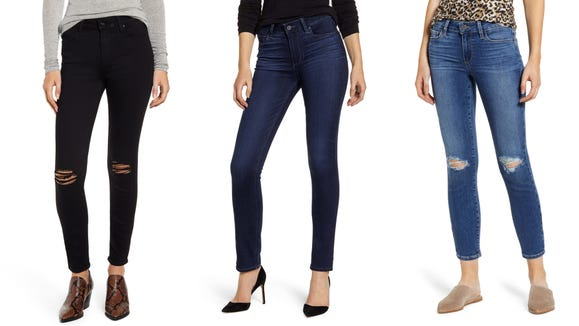 These designer jeans are a must have.