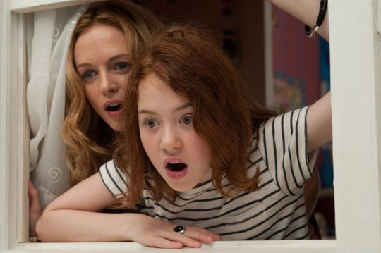 Jordana Beatty and Heather Graham star in the movie about a summer gone wrong.