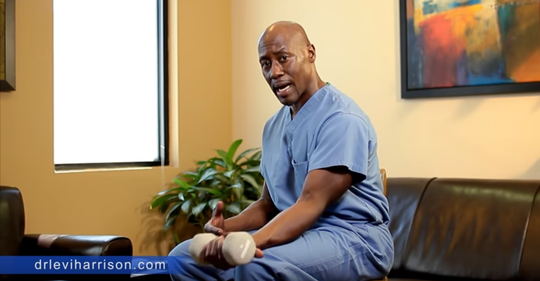 Dr. Levi Harrison is an LA-based Orthopedic Surgeon with a focus on esport injury prevention and treatment.
