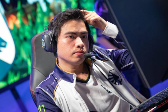 """Team Liquid's Jake Puchero, aka """"Xmithie,"""" is a pro esports athlete at the highest levels of the game."""