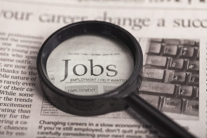 Unemployment fell to 5% in the Sarasota-Manatee region last month.