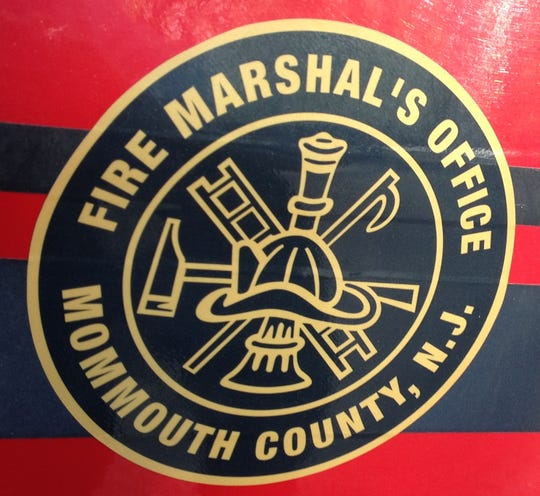 monmouth county fire marshal