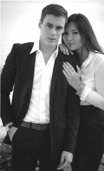 Louis Ducruet, grandson of Princess Grace of Monaco, and Marie Chevallier are alums of Western Carolina University.