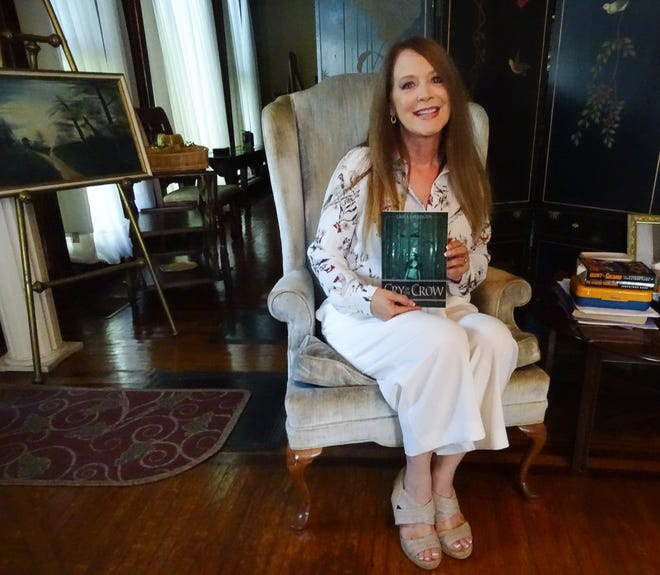 "Chillicothe native Laura Barrington recently released her first book, ""Cry of the Crow."" The novel is a psychological thriller based in a small Michigan town."