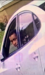 Police are searching for this man in connection with a shooting in Kennedy Heights.