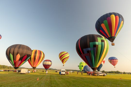 The 2020 New Jersey Festival of Ballooning will be held July 24, 25, 26 at Solberg Airport in Readington now that a new title sponsor has been found