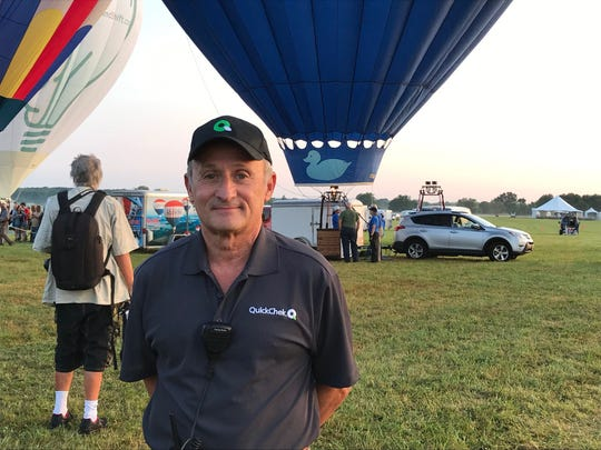 Howard Freeman, New Jersey Festival of Ballooning executive producer