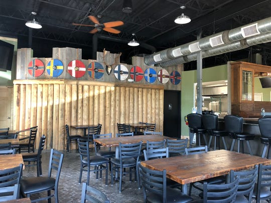 SKØL, a Nordic-inspired bar opened its doors to the public on July 31 in East Village Des Moines.