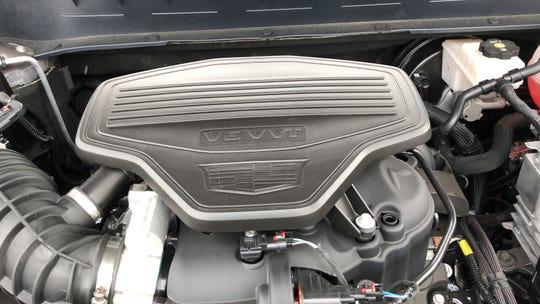 2020 Cadillac XT6 SUV 3.6L V6 engine