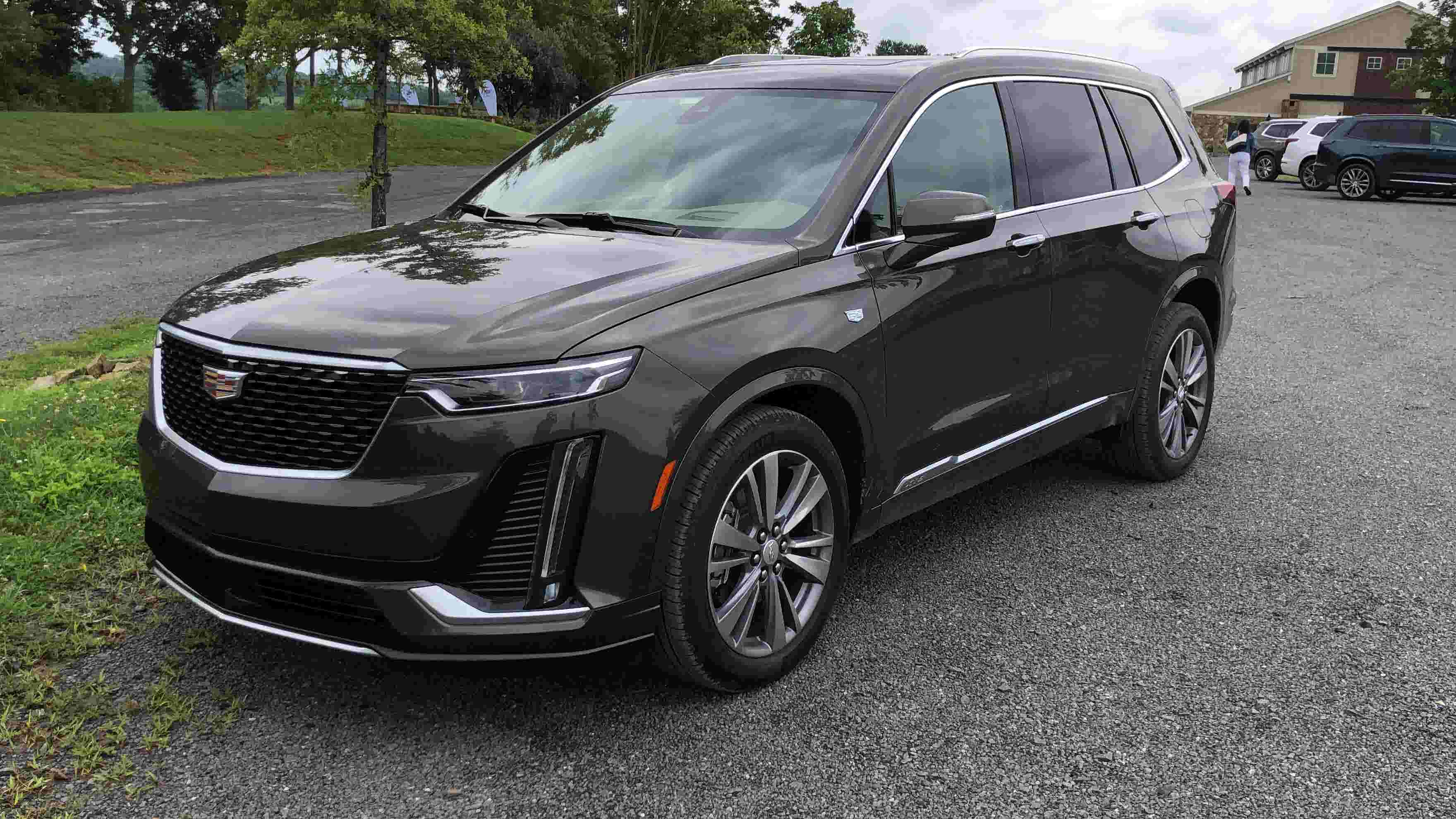 Cars With 3rd Row >> 2020 Cadillac Xt6 Review 3 Row Suv Tackles Luxury Leaders