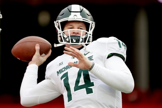Jack Coan Has Slight Edge In Four Way Wisconsin Quarterback