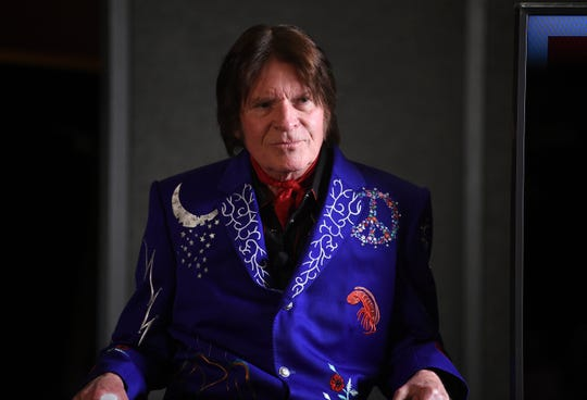 A representative for the singer tells The Associated Press that John Fogerty, who performed at the original festival in 1969, will now only perform at a smaller Woodstock anniversary event held at the original site in Bethel, N.Y.