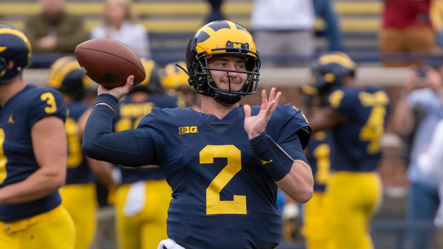 ESPN's Pollack not biting on Michigan: 'I don't think they're going to be a top-10 team'