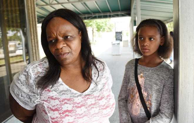 Lyvonne Cargill of Detroit, the mother of victim Je'Rean Blake, and his 10-year-old daughter Zyonna Cray of Detroit, talk about finally having closure and justice for Je' Rean.