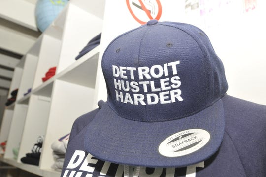 Detroit Hustles Harder has returned to a first-floor storefront in Eastern Market at 1353 Division St.