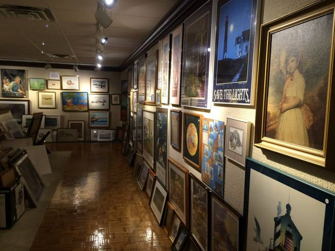 The Miller Art Museum in Sturgeon Bay will host its annual Art & Treasures Fundraiser sale beginning Aug. 3 and continuing through Aug. 16.