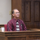 Chuck Carver speaks during a damages hearing against Todd Kohlhepp