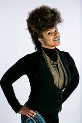 Author/filmmaker Ytasha Womack.