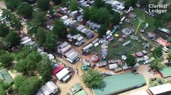 The Neshoba County Fair, a political forum since the late 1800s, is in full swing through Aug. 2