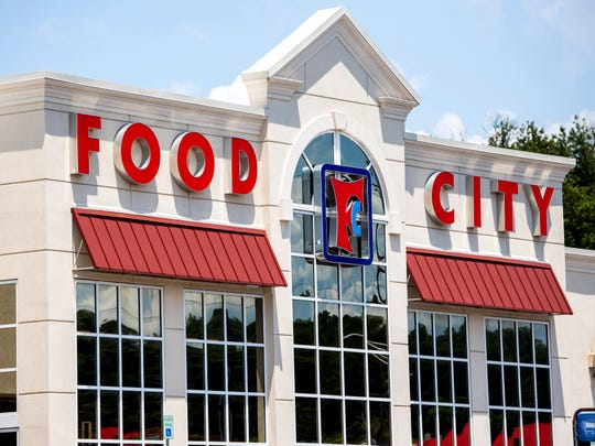 Food City in Bearden Shopping Center at 5941 Kingston Pike in Knoxville on Friday, July 26, 2019.