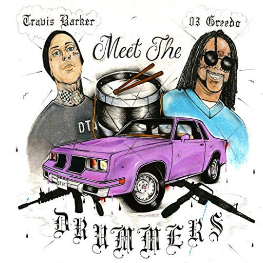 """Meet the Drummers"" by Travis Barker and 03 Greedo"