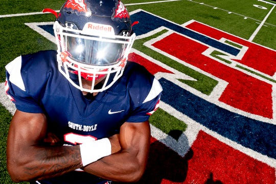 South-Doyle's Elijah Young is No. 5 on the Knox News inaugural Elite 8, a collection of the top college football prospects in the Knoxville area.