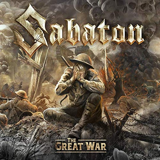 """The Great War"" by Sabaton"