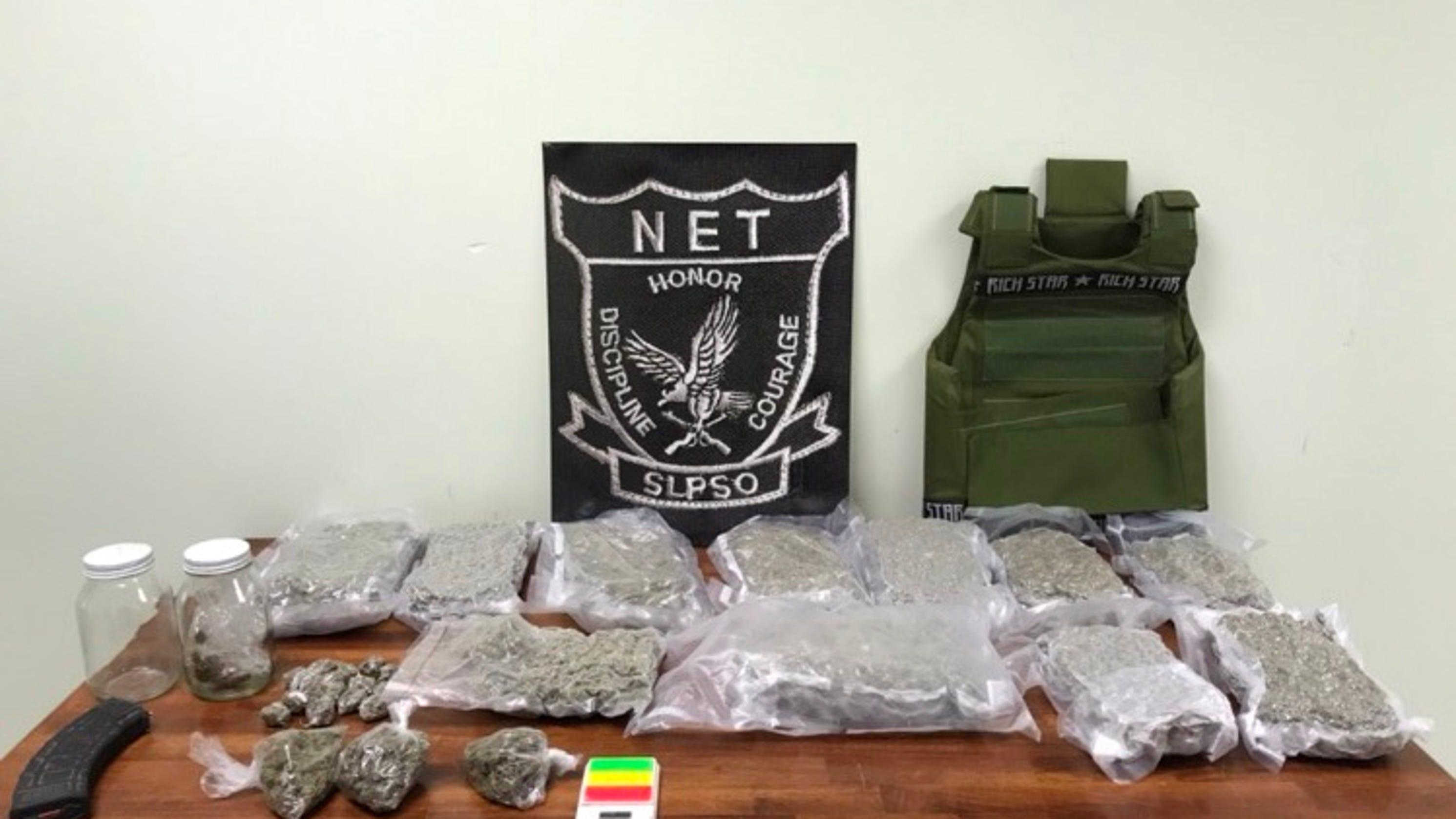 St. Landry Parish Sheriff's Office nets 13.5 pounds of ...