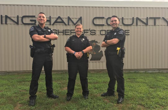 Ingham County Sheriff's deputies are switching to black and gray uniforms.