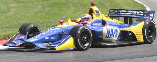 Last year, Alexander Rossi dominated the Honda Indy 200 at Mid-Ohio winning P1 and the race the next day.