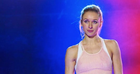 "Arrowhead High School and University of Wisconsin-Madison alumna Taylor Amann advanced to the national finals of NBC's ""American Ninja Warrior"" show. Amann, 23, won the title as part of the show's college edition in 2016."
