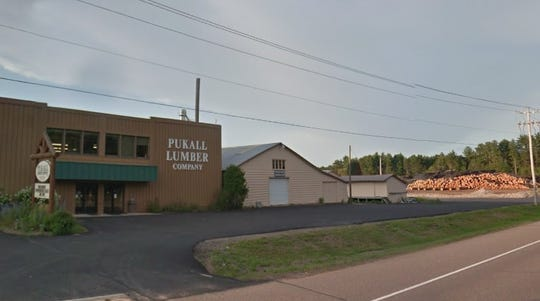 Pukall Lumber Co. Inc., Arbor Vitae, faces up to $348,000 in fines by the Occupational Safety and Health Administration after a worker was caught in a conveyor belt and killed.