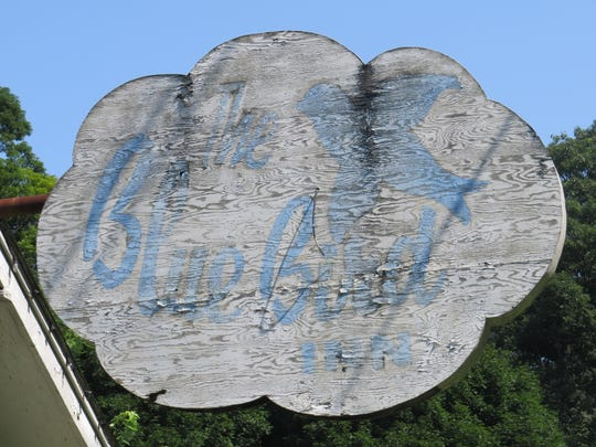 The shuttered Blue Bird  Tavern on Route 46  in the Budd Lake section of Mount Olive. July 26, 2019. As demolition continued for a second day down the road at the long-shuttered Gold Mine Hotel, Mayor Rob Greenbaum says he hopes the Blue Bird also will be razed son  to make way for new development.