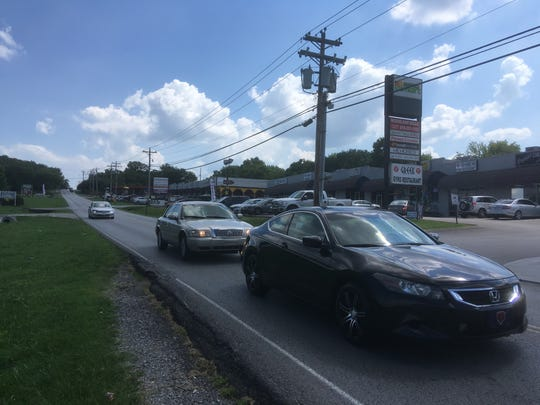 La Vergne officials seek plans to widen Waldron Road south of Interstate 24 to three lanes.