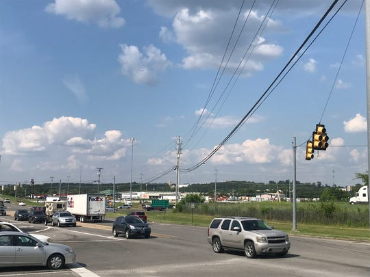 La Vergne officials plan to align the Waldron Road intersections of Centrepointe Drive and Charter Place. City leaders also seek plans to widen the two-lane Waldron south of Interstate 24 to three lanes.