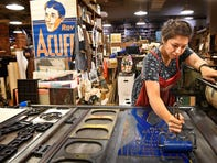 Hatch Show Print creates country music history — to the letter