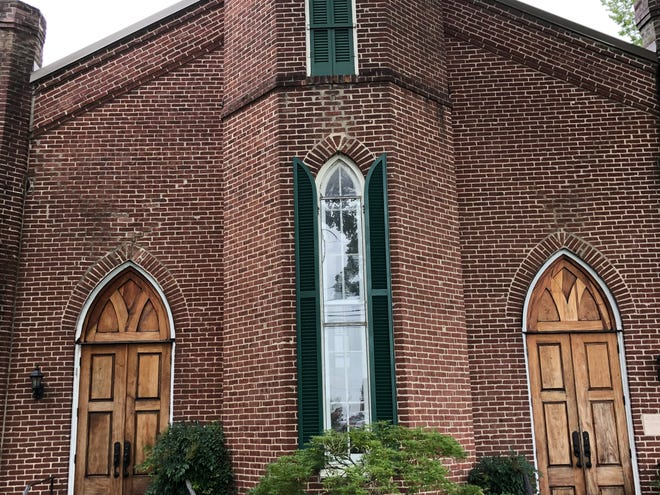 First Presbyterian Church in Hendersonville is celebrating its 150th year.