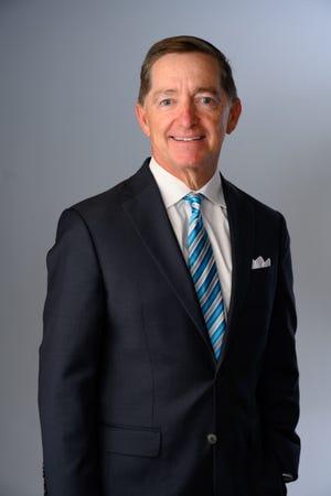 Paul C. Hiltz, NCH Healthcare System's CEO.