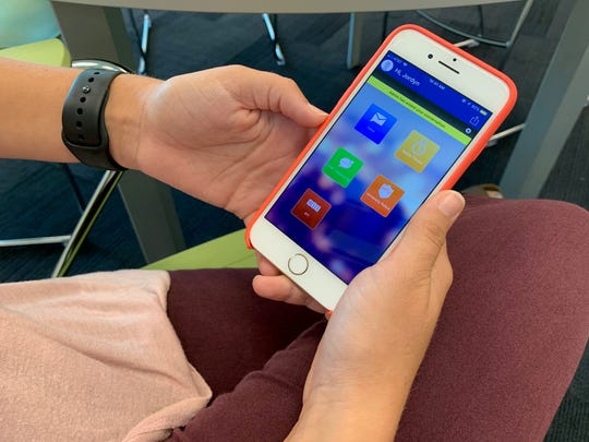 The Guardian Eagle app helps FGCU students turn their smartphones into safety devices.