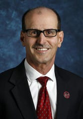 Andrew Burke, senior vice president for administration and finance at New Mexico State University, was announced as a new appointee by Gov. Michelle Lujan Grisham to the New Mexico Finance Authority on Friday.