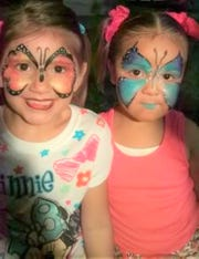 The Barnes & Noble at Fountains at Farah will have face painting as part of its Hispanic Heritage activities for families Oct. 5.